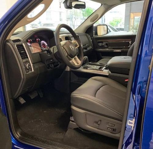 ram 1500 laramie 5.7 at6  - consecionario oficial jeep