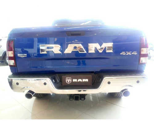 ram 1500 laramie 5.7 at6  - empezá el viaje