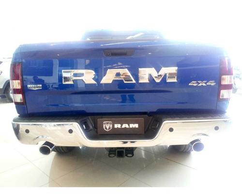 ram 1500 laramie 5.7 at6  - financialo a tasa 0% de interés