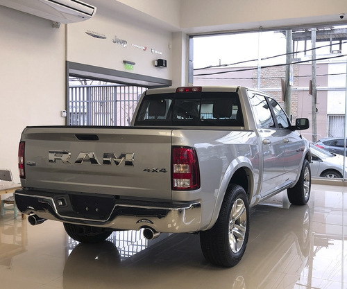 ram 1500 laramie 5.7l at6 awd plata