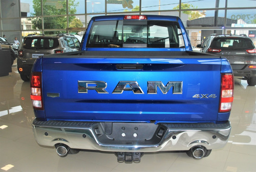ram 1500 laramie v8 hemi 5.7 - blue pearl- 2019 - última dis