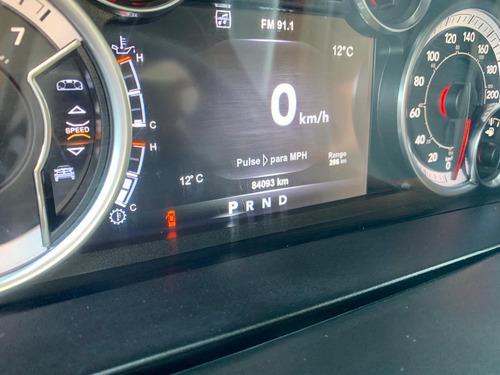 ram 1500 modelo 2016 km 84 mil con gnc  impecable lebenti