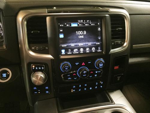 ram 2016 camioneta blindada nivel 3 laramie limited