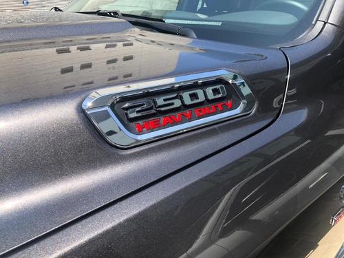ram 2500  6.7 at 4x4 diesel linea nueva 2020