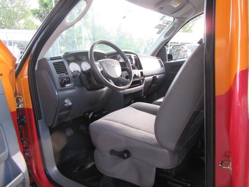 ram 4000 2007 chasis cabina 4x2 mt