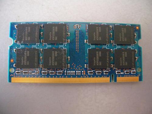 ram 4gb ddr2 notebook memória