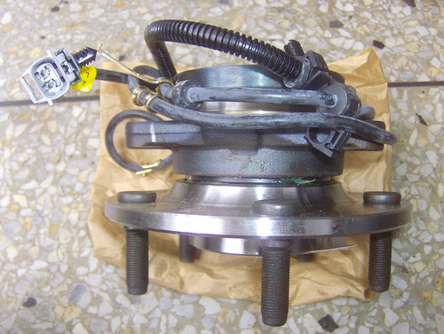 ram 4x4 95-99 cubo de rueda 5 huecos c/abs delantero