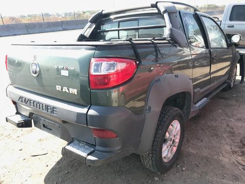 ram 700 club cab 2016 por partes - s a q -