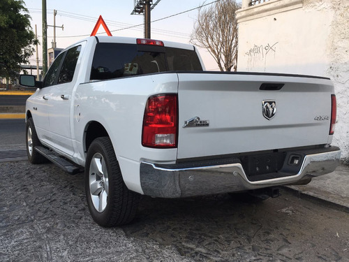 ram big horn 3.6 2015 4x4 impecable !!!!