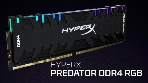 ram ddr4 hyperx predator rgb 3200mhz 8gb