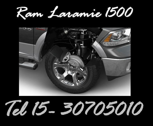 ram laramie 1500 0km entrega inmediata motor hemi 5.7 nm