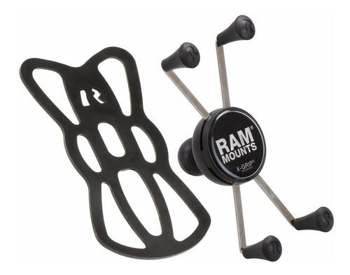 ram mounts base x-grip grande para celular / phablet