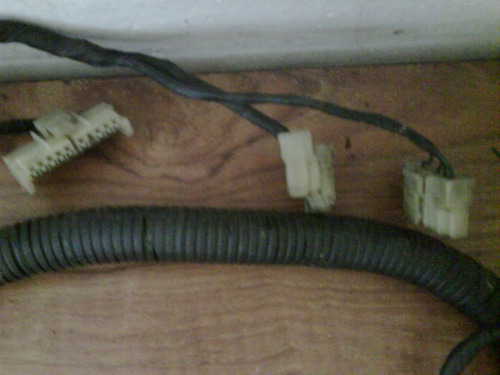 ramal de cables interno del tablero hyundai accent 1.3