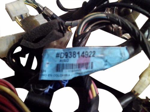 ramal  tablero chevrolet aveo sincronico 3 y 5 puertas.04-10
