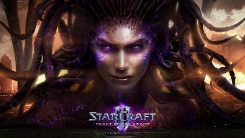 Ramdom Steam Key + Starcraft 2 Latino Colección Completa + Expansiones - Pc  Windows + Regalo