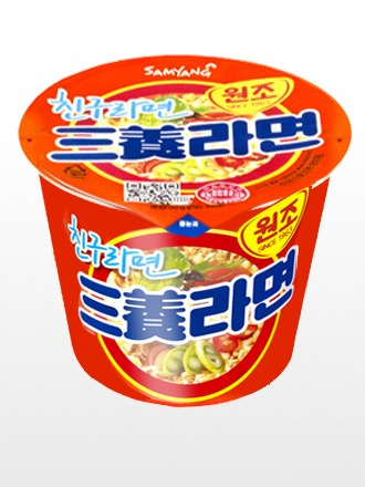 ramen coreano samyang ternera | orange bowl producto exclusi