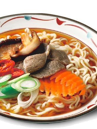 ramen coreanos yeul de ternera y pollo | extra picante!