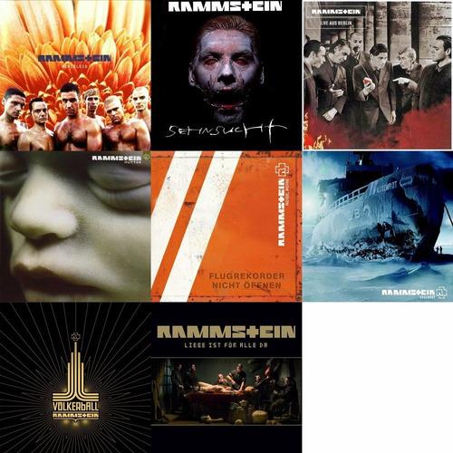 rammstein (discografia)
