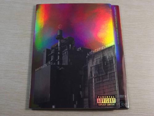 rammstein lichtspielhaus 2004 dvd (ex+/ex+)(eu)dvd import***