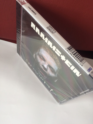 rammstein- sehnsucht - cd nuevo - imp usa