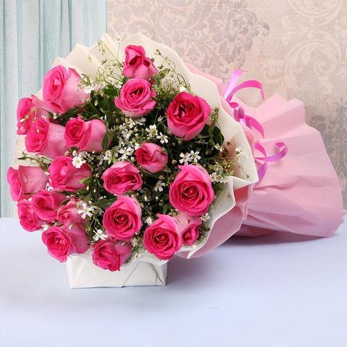 ramo  12 rosas casamientos envíos casamiento