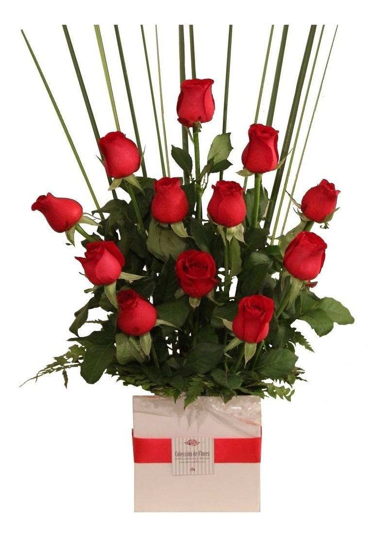 Ramo De Flores Arreglo Floral Rosas Entrega A Domicilio