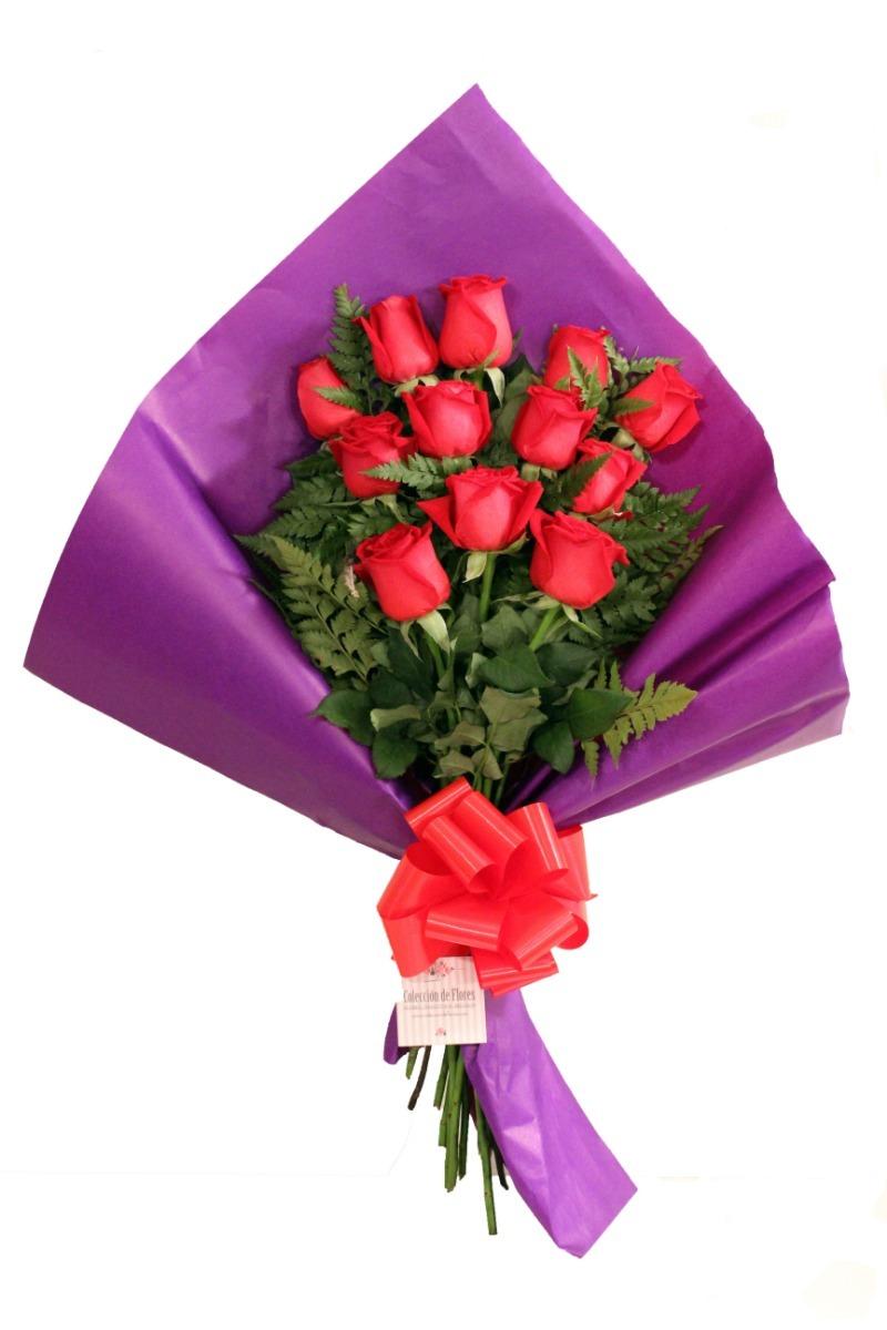 Ramo Flores Rosas Rojas S Envíos A Domicilio 51000 En