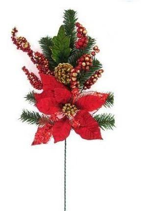 ramo navidad decorativo 26x62.5 cm.