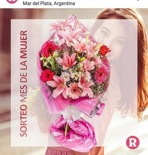 ramo primaveral chico | promo |flores estacion