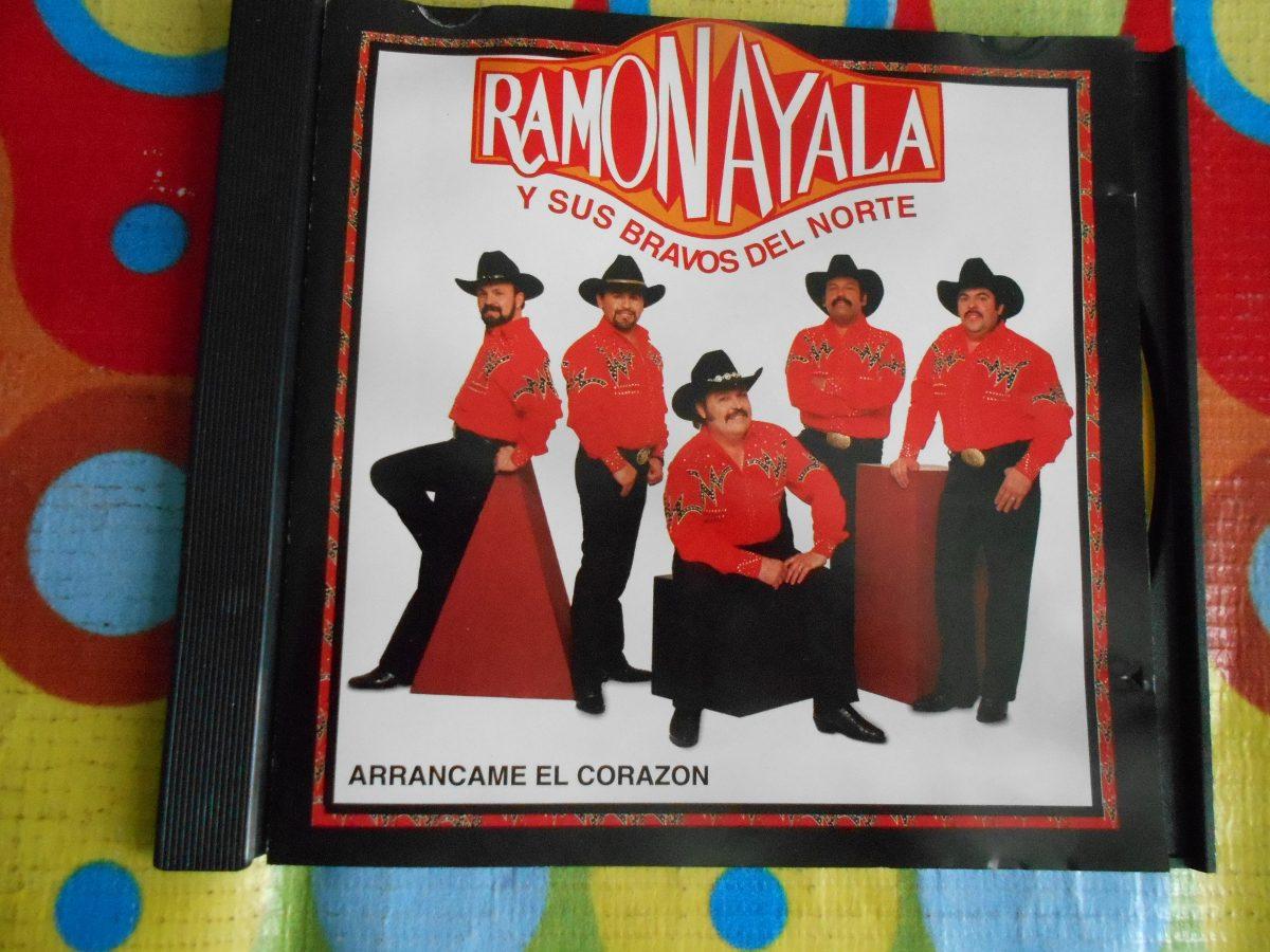 Ramon Ayala Cd Arrancame El Corazon 1996 - $ 250.00 en