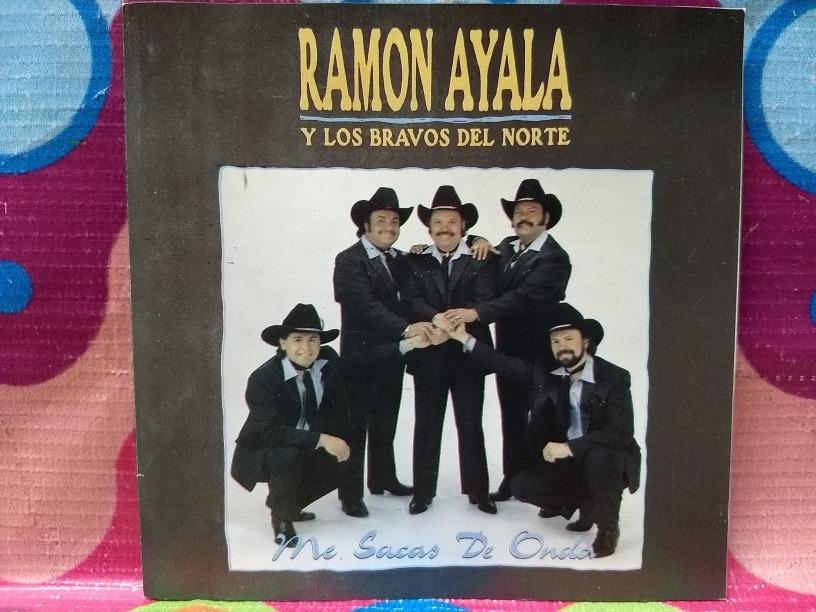 Ramon Ayala Cd Me Sacas De Onda Imp Usa