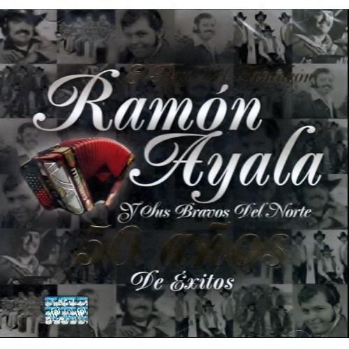ramon ayala el rey del acordeon 50 años 2 cd 30 canciones