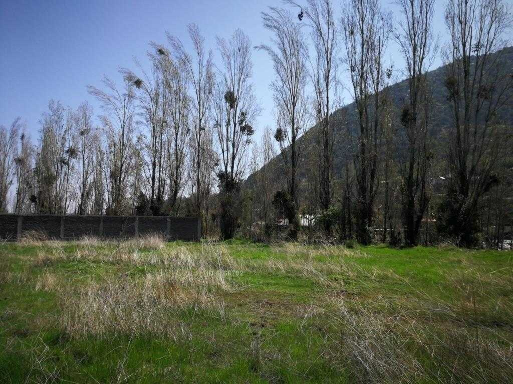 ramon subercaseaux / camino las palomas