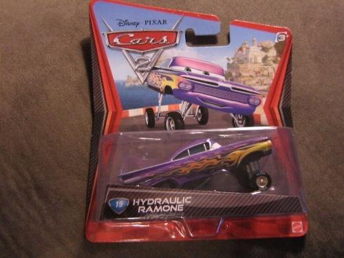 ramone hydraulic 19 levantado cars disney pixar envio gratis