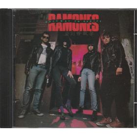 Ramones - Cd Halfway To Sanity - 1987 - Original Importado