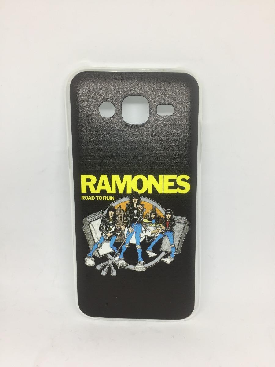 ccf85286b91 Ramones Funda De Celular Consulta Tu Modelo !! - $ 295,00 en Mercado ...