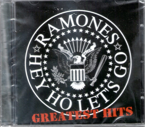 ramones - greatest hits - los chiquibum