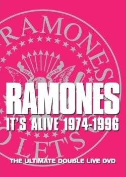 ramones - it s alive 1974 - 1996 2dvd w