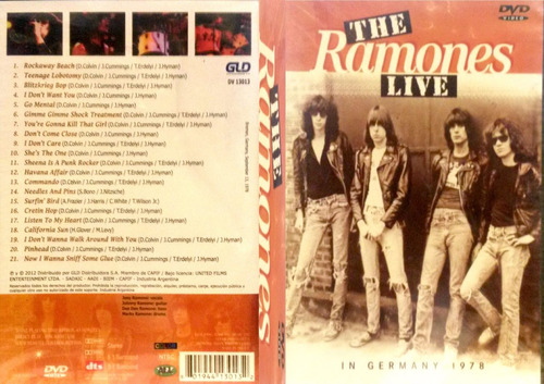 ramones - live dvd a