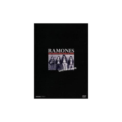 ramones live in europe head bangers brin importado dvd nuevo