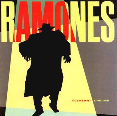 ramones pleasant dreams cd made germany