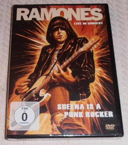 ramones - sheena is a punk rocker: live ( d v d ed. u s a)