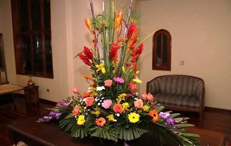 ramos de flores, arreglos florales