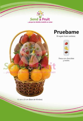 ramos de frutas - arreglos frutales -  para toda ocación