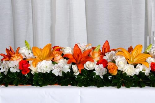 ramos de novias arreglos florales  ambientación
