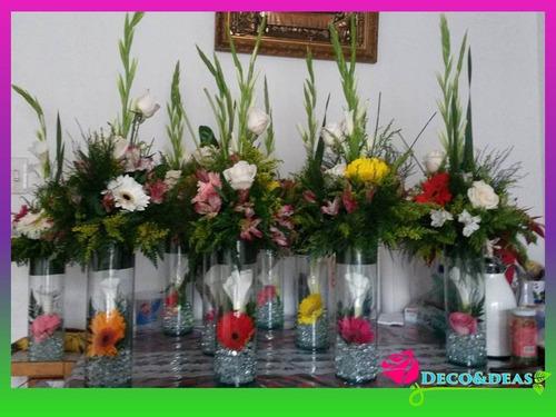 ramos naturales, florales,arreglos de globos, decoideas