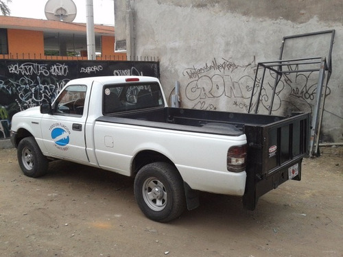 rampa hidráulica para pick-up nissan-ranger-h100-hillux-s10