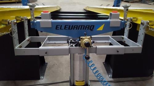 rampa para alinhamento e geometria 4000kg