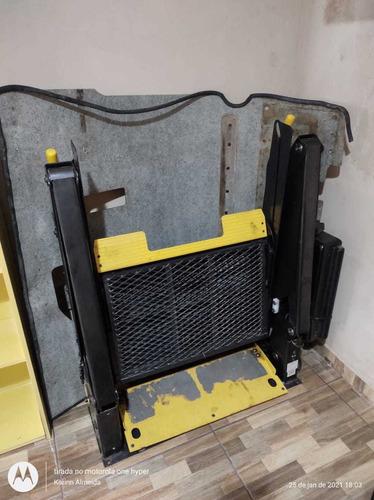 rampa para cadeirante
