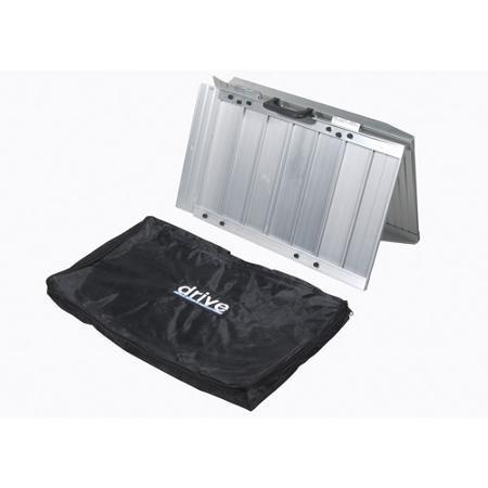 rampa portátil para silla de ruedas single fold ramp drive